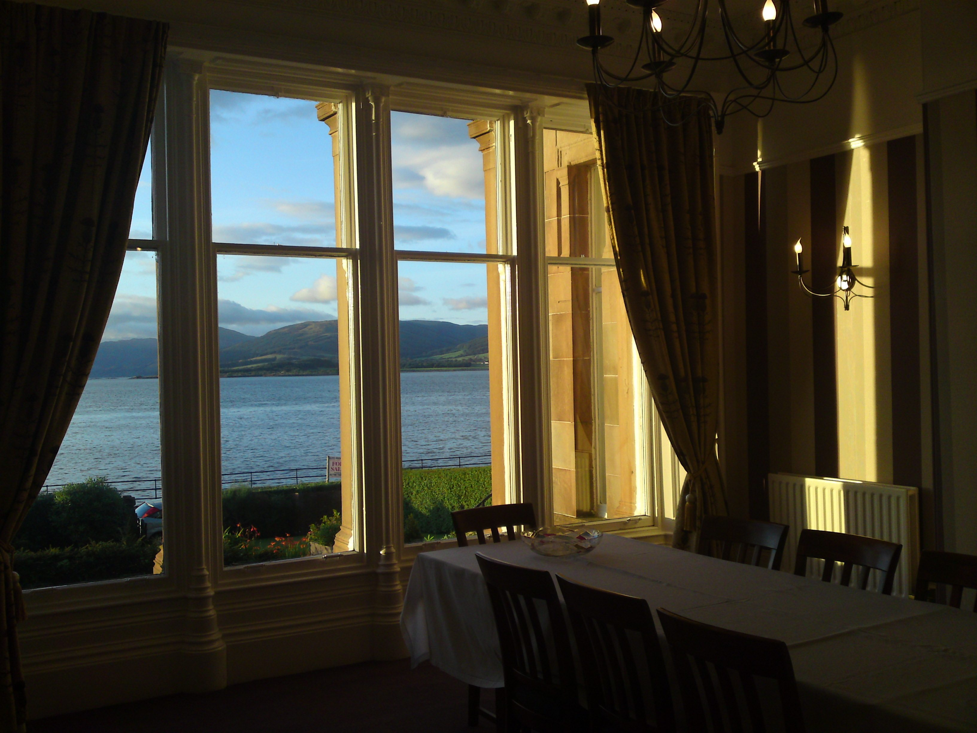 Bed & Breakfast in Rothesay