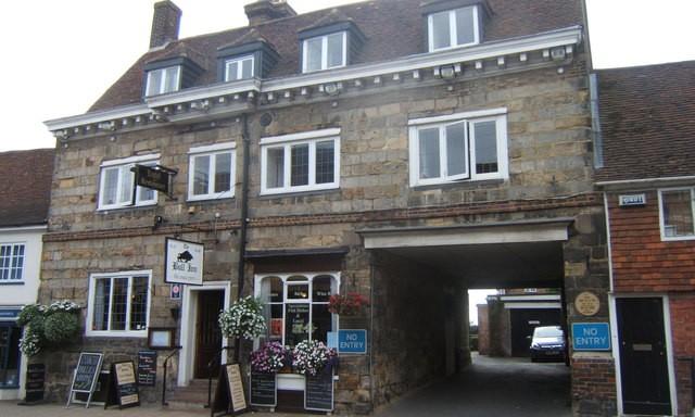 The Bull Inn Battle Hotel