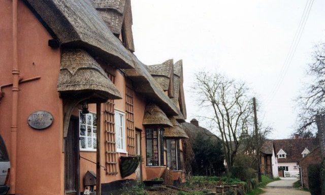 Old Drift House