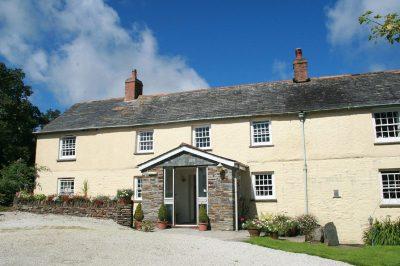 Trencreek Farm House