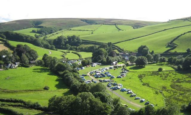 Doone Valley Campsite