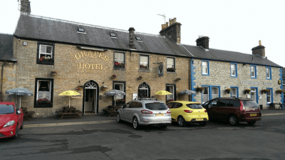 The Grapes Hotel