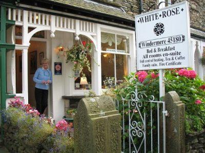 White Rose Bed & Breakfast