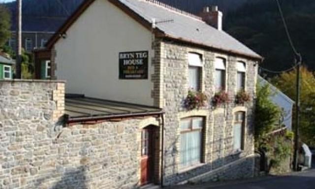Bryn Teg House