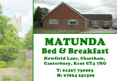 Matunda Bed and Breakfast