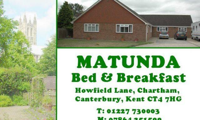 Matunda Bed and Breakfast