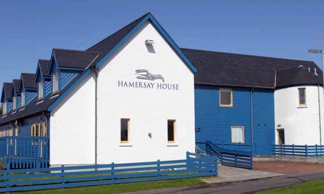 Hamarsay House