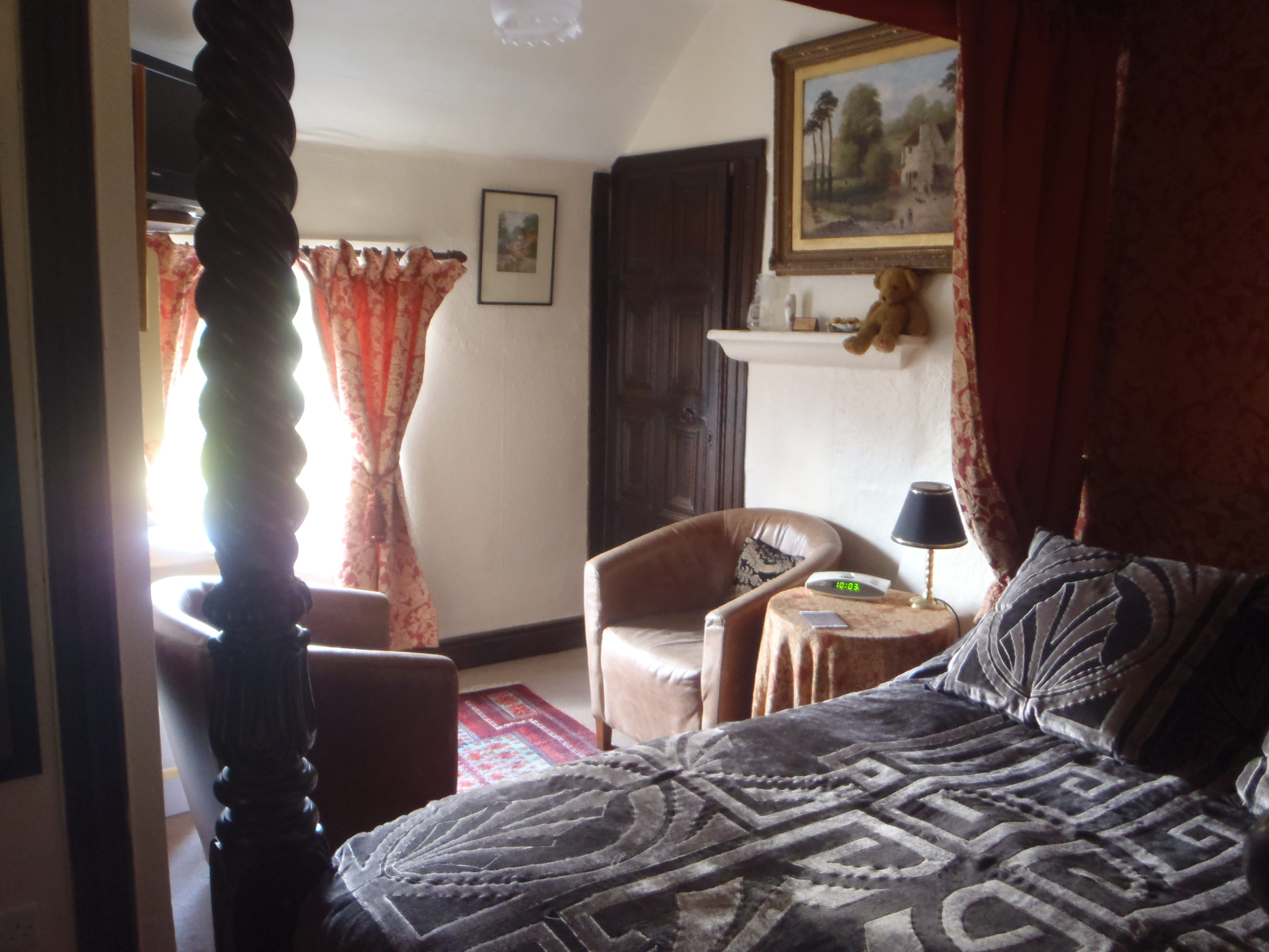 Self Catering in Uttoxeter